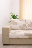 καναπές λεπτομέρειας Στοκ Φωτογραφία
