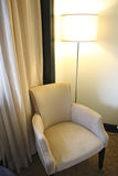 καναπές υφάσματος Στοκ Εικόνα