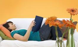καναπές 18 επιχειρήσεων Στοκ Εικόνα
