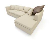 καναπές στοκ φωτογραφίες με δικαίωμα ελεύθερης χρήσης