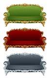 Καναπές Στοκ Εικόνα