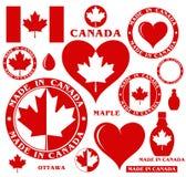 Καναδάς Στοκ Φωτογραφίες