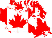 Καναδάς Στοκ φωτογραφίες με δικαίωμα ελεύθερης χρήσης