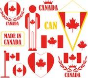 Καναδάς Στοκ εικόνες με δικαίωμα ελεύθερης χρήσης