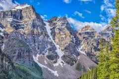 καναδικά rockies στοκ φωτογραφία με δικαίωμα ελεύθερης χρήσης
