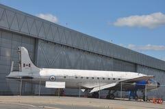Καναδική αεροπορία και διαστημικό μουσείο Στοκ εικόνα με δικαίωμα ελεύθερης χρήσης