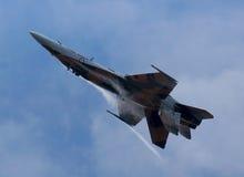 Καναδική εναέρια επίδειξη βλ.-18 Hornet Στοκ εικόνα με δικαίωμα ελεύθερης χρήσης