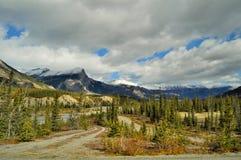 Καναδική φύση - Βρετανική Κολομβία Στοκ εικόνα με δικαίωμα ελεύθερης χρήσης