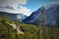 Καναδική φύση - Βρετανική Κολομβία Στοκ Εικόνες