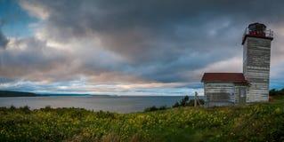 καναδικός φάρος Στοκ φωτογραφία με δικαίωμα ελεύθερης χρήσης