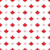 Καναδικό σχέδιο Στοκ φωτογραφία με δικαίωμα ελεύθερης χρήσης