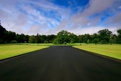 Κανονικό πάρκο στη Γαλλία Στοκ εικόνα με δικαίωμα ελεύθερης χρήσης