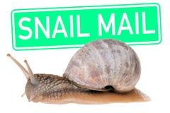Κανονικό ταχυδρομείο Στοκ Εικόνα