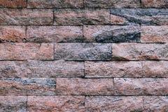 Κανονικό χρώμα υποβάθρων τουβλότοιχος Στοκ εικόνα με δικαίωμα ελεύθερης χρήσης