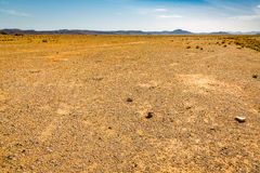 Κανονισμός έρημος Σαχάρα στο Μαρόκο Στοκ Φωτογραφία
