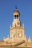 Καντίζ Δημαρχείο σε Plaza San Juan de Dios Στοκ Φωτογραφίες