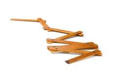 Κανόνας ξυλουργού Στοκ Εικόνες