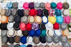 Καπέλα στην αγορά οδών, Oaxaca, Μεξικό Στοκ Φωτογραφίες