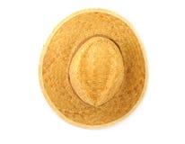 Καπέλο αχύρου Στοκ φωτογραφίες με δικαίωμα ελεύθερης χρήσης