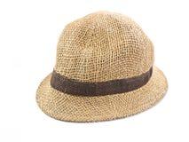 Καπέλο αχύρου. στοκ φωτογραφίες με δικαίωμα ελεύθερης χρήσης