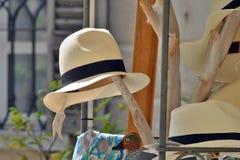 Καπέλο για την πώληση Στοκ Φωτογραφίες