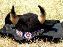 καπέλο Ινδός Στοκ φωτογραφία με δικαίωμα ελεύθερης χρήσης