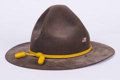καπέλο ι κάουμποϋ πολεμι& Στοκ Φωτογραφίες