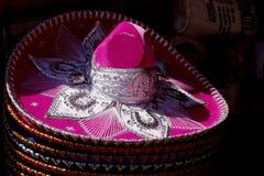 καπέλο μεξικανός Στοκ Εικόνες