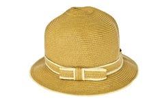 καπέλο μόδας Στοκ εικόνες με δικαίωμα ελεύθερης χρήσης