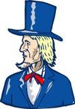 καπέλο που φαίνεται κορ&ups Στοκ φωτογραφίες με δικαίωμα ελεύθερης χρήσης