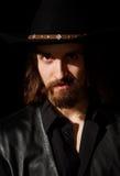 καπέλο που φαίνεται με πρ&o Στοκ εικόνα με δικαίωμα ελεύθερης χρήσης