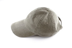 καπέλο του μπέιζμπολ Στοκ Εικόνες