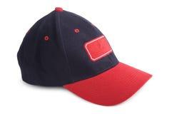 καπέλο του μπέιζμπολ Στοκ Φωτογραφία
