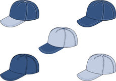 καπέλο του μπέιζμπολ Στοκ Φωτογραφίες
