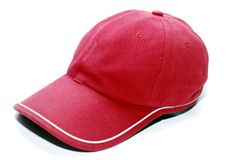 καπέλο του μπέιζμπολ στοκ φωτογραφία με δικαίωμα ελεύθερης χρήσης