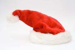 καπέλο Χριστουγέννων Στοκ εικόνα με δικαίωμα ελεύθερης χρήσης