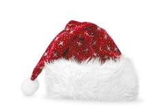 καπέλο Χριστουγέννων Στοκ φωτογραφία με δικαίωμα ελεύθερης χρήσης