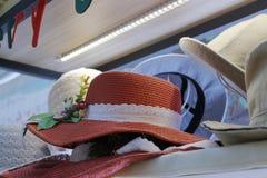 Καπέλα για τη γυναίκα Στοκ Εικόνες