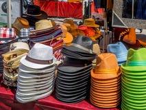 Καπέλα κάουμποϋ για την πώληση Στοκ Φωτογραφία
