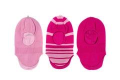 Καπέλα χειμερινών μωρών Στοκ εικόνες με δικαίωμα ελεύθερης χρήσης