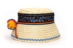 Καπέλο αχύρου Στοκ φωτογραφία με δικαίωμα ελεύθερης χρήσης