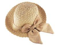 Καπέλο αχύρου Στοκ Φωτογραφία