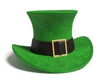 Καπέλο ημέρας του ST Patricks Στοκ φωτογραφία με δικαίωμα ελεύθερης χρήσης