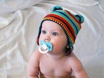 καπέλο μωρών Στοκ φωτογραφίες με δικαίωμα ελεύθερης χρήσης