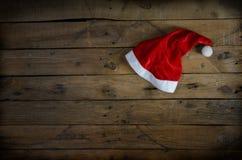 Καπέλο του santa Στοκ εικόνες με δικαίωμα ελεύθερης χρήσης