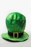 καπέλο patricks ST ημέρας Στοκ Εικόνες