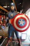 Καπετάνιος Αμερική Στοκ φωτογραφίες με δικαίωμα ελεύθερης χρήσης
