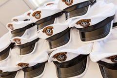 Καπετάνιος ΚΑΠ Στοκ εικόνα με δικαίωμα ελεύθερης χρήσης