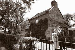 Καπετάνιος Cooks Cottage στοκ εικόνες
