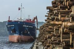 Καπετάνιος Hagland Στοκ φωτογραφίες με δικαίωμα ελεύθερης χρήσης